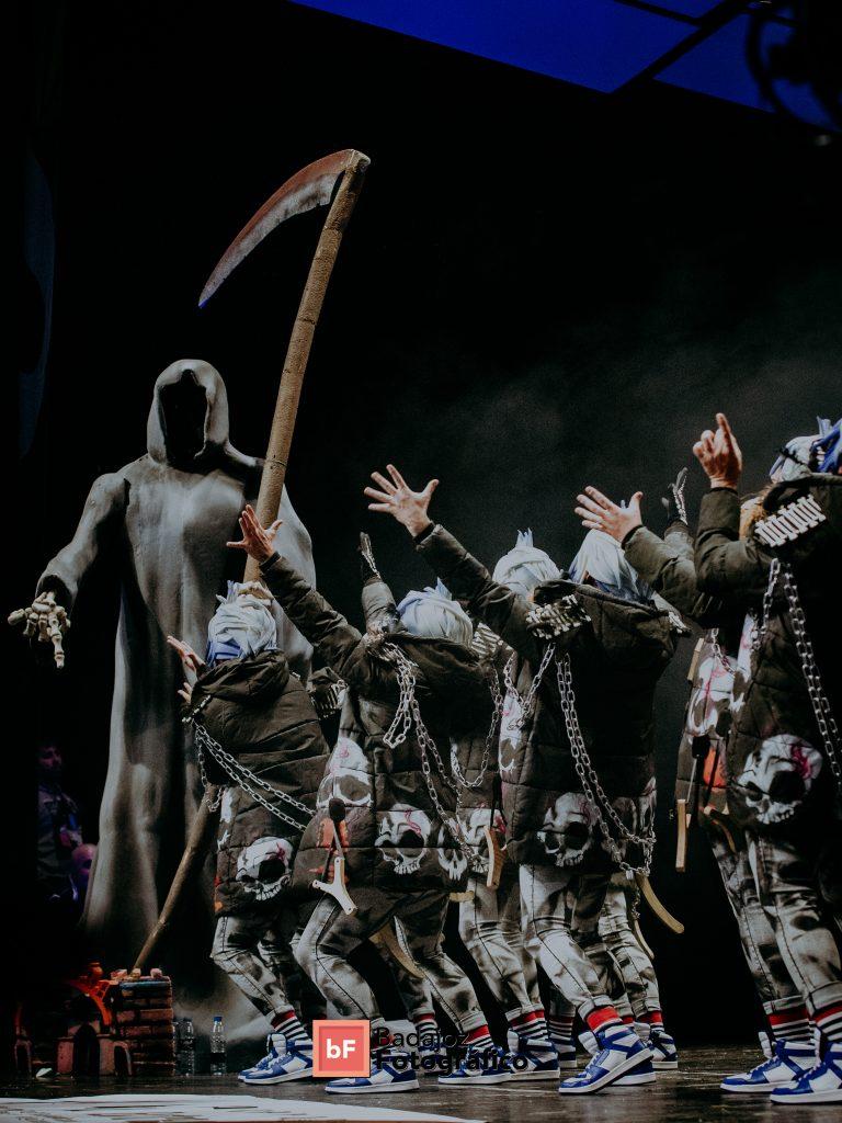 La Muerte SA durante el COMBA2019